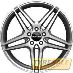 Купить Легковой диск GMP Italia MYTHOS Anthracite Diamond R18 W9 PCD5x112 ET50 DIA66,6