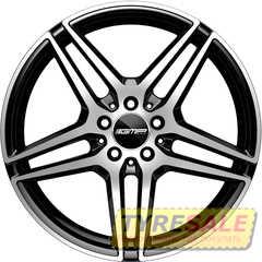 Купить Легковой диск GMP Italia MYTHOS Black Diamond R19 W9,5 PCD5x112 ET35 DIA66,6