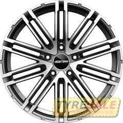 Купить Легковой диск GMP Italia TARGA Anthracite Diamond R20 W10 PCD5x112 ET19 DIA66.6