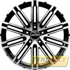 Легковой диск GMP Italia TARGA Black Diamond - Интернет магазин шин и дисков по минимальным ценам с доставкой по Украине TyreSale.com.ua