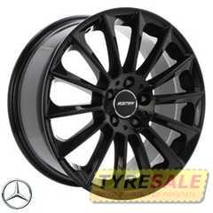 Легковой диск GMP Italia STELLAR Glossy Black - Интернет магазин шин и дисков по минимальным ценам с доставкой по Украине TyreSale.com.ua