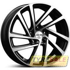 Легковой диск GMP Italia WONDER Black Diamond - Интернет магазин шин и дисков по минимальным ценам с доставкой по Украине TyreSale.com.ua