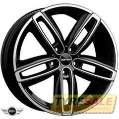 Легковой диск GMP Italia DIVA Black Diamond - Интернет магазин шин и дисков по минимальным ценам с доставкой по Украине TyreSale.com.ua