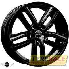Купить Легковой диск GMP Italia DIVA Glossy Black R17 W7.5 PCD5x112 ET50 DIA66.6