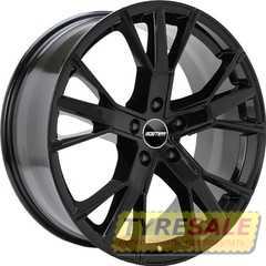 Легковой диск GMP Italia GUNNER Glossy Black - Интернет магазин шин и дисков по минимальным ценам с доставкой по Украине TyreSale.com.ua