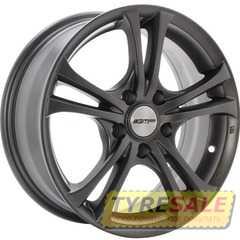 Купить Легковой диск GMP Italia EASY-R Glossy Anthracite R16 W6.5 PCD4x108 ET20 DIA65.1