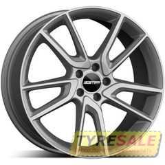 Легковой диск GMP Italia HUNTER Silver - Интернет магазин шин и дисков по минимальным ценам с доставкой по Украине TyreSale.com.ua