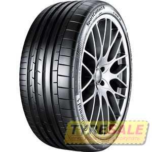 Купить Летняя шина CONTINENTAL SportContact 6 245/35R20 95Y RUN FLAT