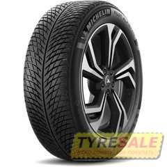 Зимняя шина MICHELIN Pilot Alpin 5 - Интернет магазин шин и дисков по минимальным ценам с доставкой по Украине TyreSale.com.ua