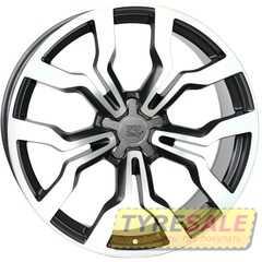 WSP ITALY W565 Audi BLACK POLISHED - Интернет магазин шин и дисков по минимальным ценам с доставкой по Украине TyreSale.com.ua