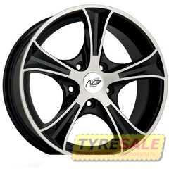 ANGEL Luxury 706 BD - Интернет магазин шин и дисков по минимальным ценам с доставкой по Украине TyreSale.com.ua