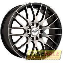 Купить Легковой диск ANGEL Munich 816 BD R18 W8 PCD5x112 ET40 DIA57.1