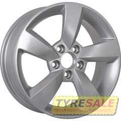 Купить Легковой диск TECHLINE 543 SL R15 W6 PCD5x112 ET40 DIA57.1