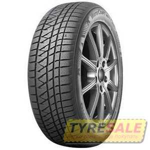 Купить Зимняя шина KUMHO WinterCraft WS71 235/55R18 100H