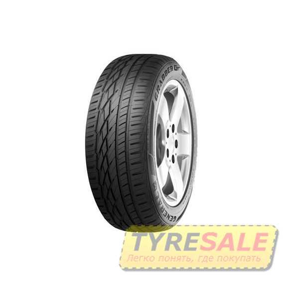 Купить Летняя шина GENERAL TIRE GRABBER GT 215/55R18 99V