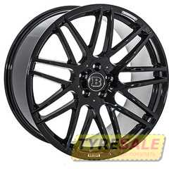 Купить Легковой диск ALLANTE 1003 BLACK R21 W10 PCD5x112 ET48 DIA66.6