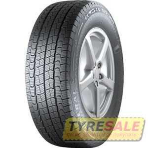 Купить Всесезонная шина GENERAL EUROVAN A/S 365 195/75R16C 107/105R