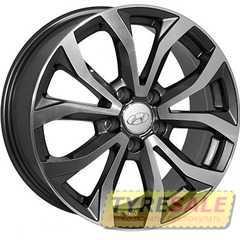 Легковой диск ZW 7349 MK-P - Интернет магазин шин и дисков по минимальным ценам с доставкой по Украине TyreSale.com.ua