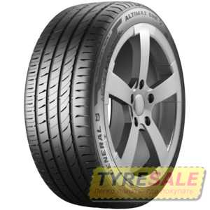 Купить Летняя шина GENERAL TIRE ALTIMAX ONE S 255/40R18 99Y