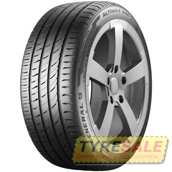 Купить Летняя шина GENERAL TIRE ALTIMAX ONE S 245/40R20 99Y