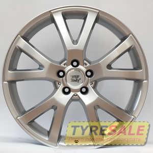 Купить WSP ITALY W750 YALTA SILVER R22 W10 PCD5x112 ET60 DIA66.6