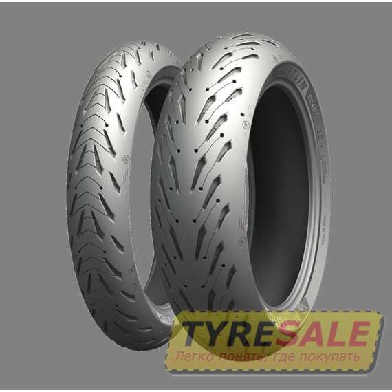 MICHELIN Pilot Road 5 GT - Интернет магазин шин и дисков по минимальным ценам с доставкой по Украине TyreSale.com.ua