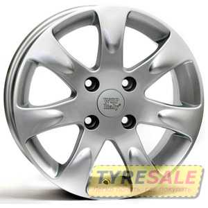 Купить WSP ITALY AIDA W3702 (SILVER - серебро) R15 W6 PCD4x100 ET43 DIA60.1