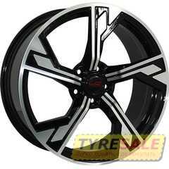 Купить REPLICA LegeArtis A534 BKF R20 W9 PCD5x112 ET26 DIA66.6