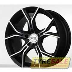 Купить INZI AONE VT-100 AM/B R18 W8.5 PCD5x114.3 ET38 DIA67.1