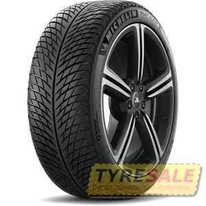 Купить Зимняя шина MICHELIN Pilot Alpin 5 245/40R20 99W