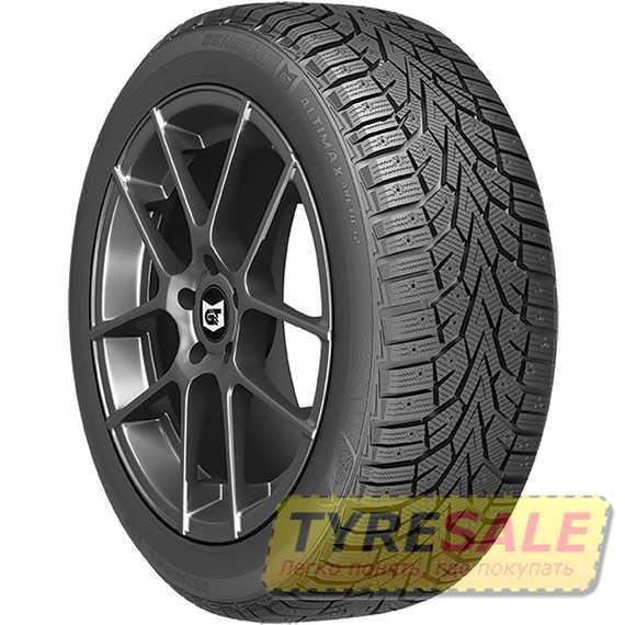 Купить Зимняя шина GENERAL TIRE ALTIMAX ARCTIC 12 225/55R16 99T (Под шип)
