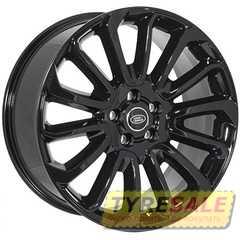 Купить ZF TL1326 BLACK R21 W9.5 PCD5x120 ET49 DIA72.6