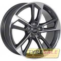 ZF TL5236 BlackGMF - Интернет магазин шин и дисков по минимальным ценам с доставкой по Украине TyreSale.com.ua