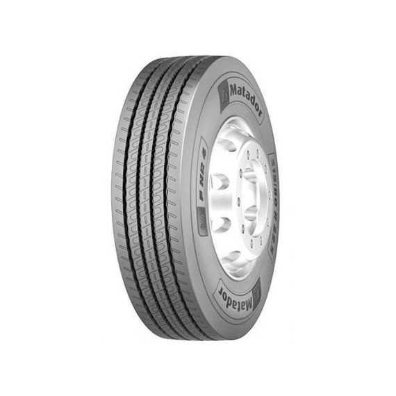 Купить Грузовая шина MATADOR F HR4 (рулевая) 205/75R17.5 124/122M