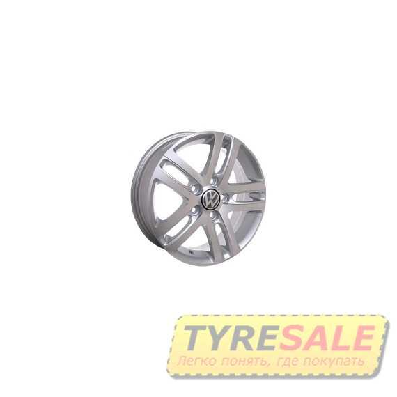 Купить REPLICA VW CT1361 HS R15 W6 PCD5x112 ET50 DIA57.1
