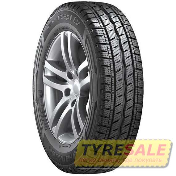 Купить Зимняя шина HANKOOK Winter I*cept LV RW12 195/75R16C 110/108R