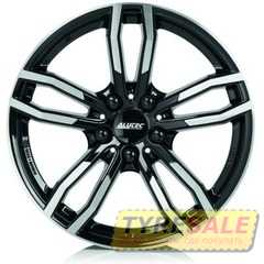 Купить Легковой диск ALUTEC Drive Diamond Black Front Polished R18 W8 PCD5x112 ET30 DIA66.5