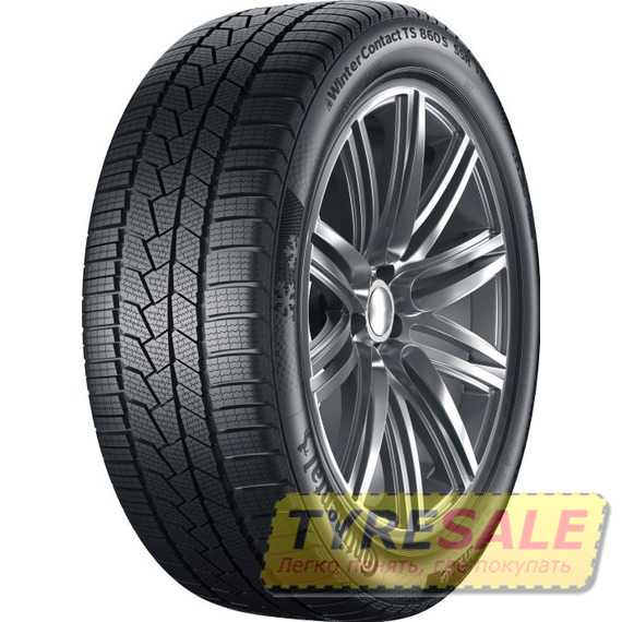 Купить Зимняя шина CONTINENTAL WinterContact TS 860S 245/45R20 103V Run Flat