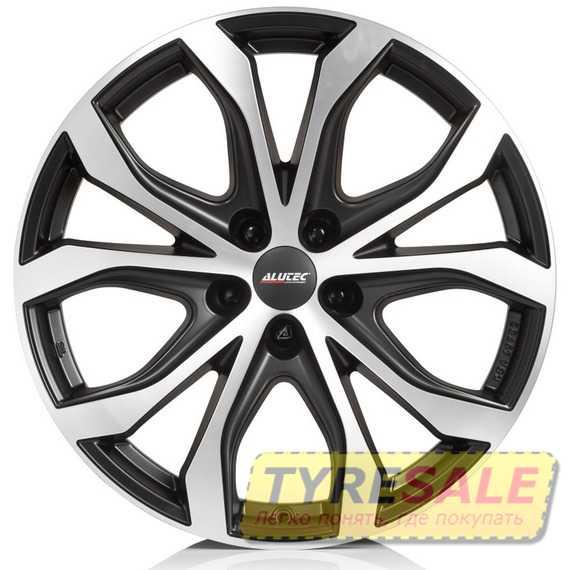 Купить Легковой диск ALUTEC W10X Racing Black Front Polished R18 W8 PCD5x112 ET25 DIA66.5