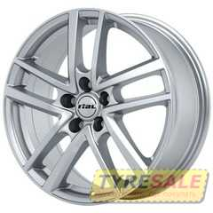 Купить Легковой диск RIAL Astorga Polar Silver R17 W7 PCD5x112 ET45 DIA57.1