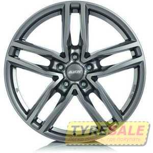 Купить Легковой диск ALUTEC Ikenu Metal Grey R16 W6.5 PCD5x112 ET41 DIA57.1