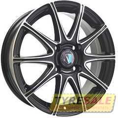 Купить TECHLINE 1516 BD R15 W6 PCD4x100 ET46 DIA60.1