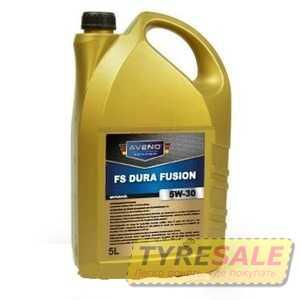 Купить Моторное масло AVENO FS Dura Fusion 5W-30 (5л.)