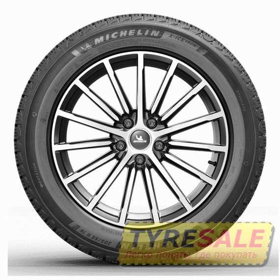 Купить Зимняя шина MICHELIN X-ICE SNOW 215/70R16 100T