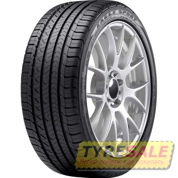 Купить Всесезонная шина GOODYEAR Eagle Sport All Seasons (Run Flat) 245/40R19 98H