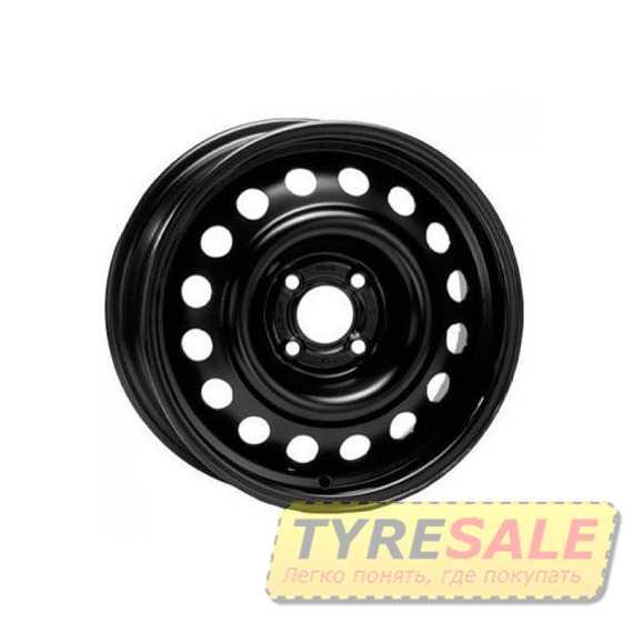 Купить STEEL TREBL 64A50C BLACK R15 W6 PCD4x100 ET50 DIA60.1
