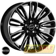 Купить JH 9034 BMF R21 W9.5 PCD5x120 ET48 DIA72.6