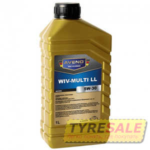 Купить Моторное масло AVENO WIV-Multi LL 5W-30 (1л.)