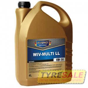Купить Моторное масло AVENO WIV-Multi LL 5W-30 (4л.)