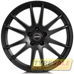 Купить Легковой диск ALUTEC MONSTR Racing Black R16 W6.5 PCD5x108 ET50 DIA63.4